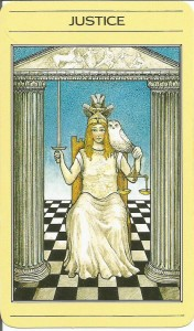 Tarot 4 You - Justice