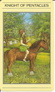 12-knight-of-pentacles